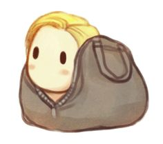 Poor baby ^^ I love his head, but hope that he has all body in Prometheus sequel :D
