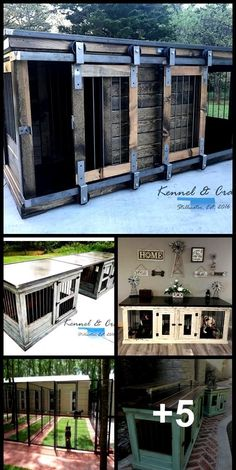 Double dog kennel ,  #Dog #double #Kennel #luxurydogkenneldesigns ,  #Dog #Double #Kennel #lu...  Double dog kennel ,  #Dog #double #Kennel #luxurydogkenneldesigns ,  #Dog   #DogKennelCover Dog Kennel Panels, Dog Kennel Cover, Luxury Dog Kennels, Dog Kennel Designs, Pet Hotel, Picture Design, Most Beautiful Pictures, Pets, Outdoor