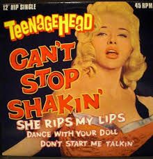 TEENAGE HEAD Dance With You, Shades Of Red, Punk Rock, Red Velvet, Lips, Cover, Party, Fiesta Party, Punk
