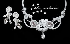 Sutasz Kleo /Soutache jewellery: AVIGNON
