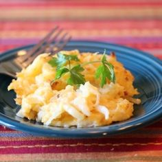 Cheesy Hashbrown Casserole by lisasdinnertimedish