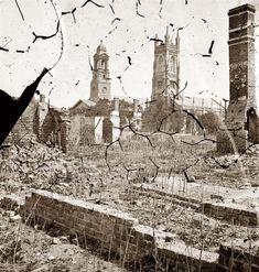 (1865) Ruins - Charleston, SC