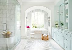 Classic Bath - traditional - bathroom - atlanta - Mark WIlliams Design Associates