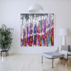 LARGE Abstracts Archives - Ivana Olbricht Palette Knife Painting, Texture, Abstract, Modern, Surface Finish, Summary, Trendy Tree, Pattern