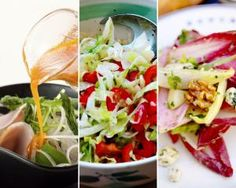 Five Healthier Salad Dressings You Can Make at Home
