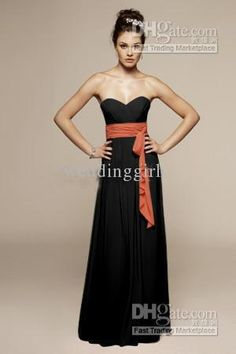 CHIFFON EMPIRE WAIST WITH SASH