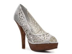 Naughty Monkey Stretch Limo Pump Women's Clearance Women's Shoes - DSW    Gotta have these!