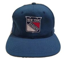 90's Starter Snap Back Hat / 1990's New York by RetroFreshTees, $25.00