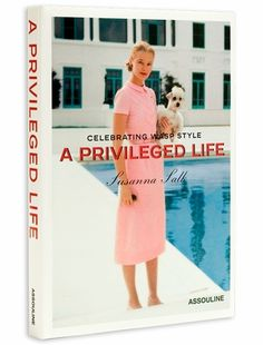 A Privileged Life by Susanna Salk. mostly I just love the cover. and yes, i'm judging this book by it's cover.