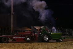 Brush Truck and Tractor Pull in Richland Center on May 12th! http://www.hybridredneck.com