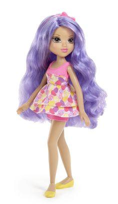 Amazon.com: Moxie Girlz Sweet Style Doll - Sophina: Toys  Games