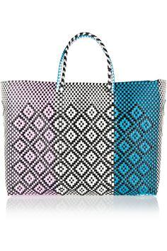 Finds|+ Truss woven plastic tote|NET-A-PORTER.COM