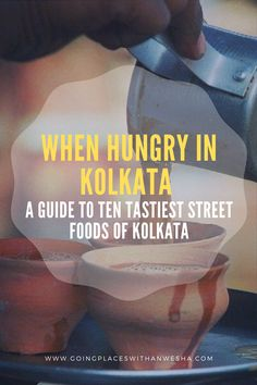Being a native to Kolkata, how can I not highlight the tasty and affordable street sacks that the City of Joy, has to offer. I have compiled here ten tastiest street foods found in Kolkata that will give your taste buds an orgasm. See You Around, Sacks, Kolkata, Taste Buds, Budget Travel, Travel Around The World, Street Food, Wander, Highlight