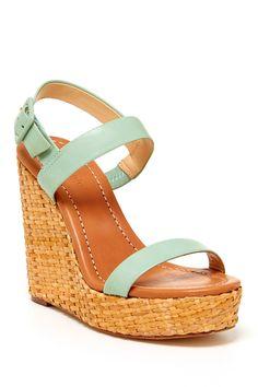 kate spade new york | dancer platform wedge sandal | Sponsored by Nordstrom Rack.