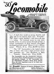 1909 Locomobile