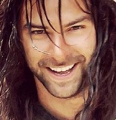 Kili, so handsome