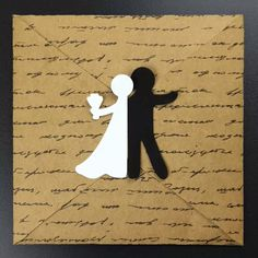 Hochzeitskarte basteln - mit Brautpaar Craft template & plotter freebie for a wedding card with a ne Scrapbook Box, Birthday Scrapbook, Travel Scrapbook, Creative Memories, Wedding Videos, Garter Stitch, Flower Boxes, Newlyweds, Wedding Cards