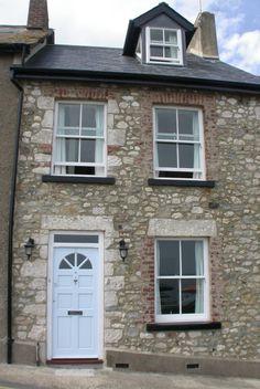 Anchor Cottage in Beer, Devon.