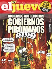 EL JUEVES  nº 2048 (24-30 agosto 2016)