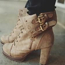 cute ankle boots, so chic <3