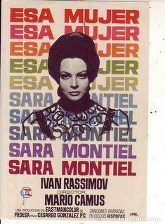 esa mujer - sara montiel - Foto 1