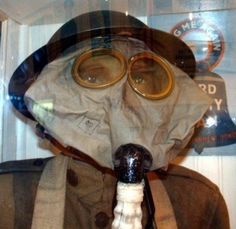 The Germans released about 68,000 tons of gas, the British and French released 51,000 tons. 1,200,000 soldiers on both sides were gassed. Soldiers were told to hold a urine-soaked cloth over their faces in an emergency. Gas masks were invented  to provided effective protection. At the end of the war, many countries signed treaties outlawing chemical weapons.