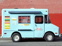 26 Gourmet Food Trucks in San Francisco - The Creme Brulee Cart! Gotta chase them all down!