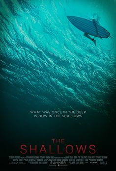 Watch the beautiful final trailer for upcoming thriller 'The Shallows' starring Blake Lively and directed by Orphan helmer Jaume Collet-Serra, Scary Movies, Great Movies, Hd Movies, Horror Movies, Movies To Watch, Movies Online, Movies And Tv Shows, Film Watch, 2016 Movies
