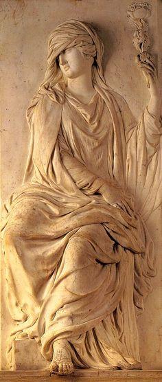Allegorical Figure 1672-75 Marble Metropolitan Museum of Art, New York http://www.wga.hu/frames-e.html?/html/g/girardon/index.html