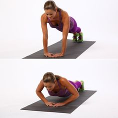 Pin for Later: The Ultimate List of the Best Bodyweight Exercises Upper Body: Diamond Push-Up
