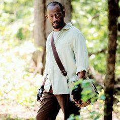 Morgan; Season 6