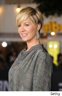 Jenna Elfman...love her hair!