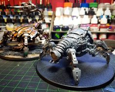 The Dark Mechanicum gets a new pattern of Dunecrawler for its ranks! Now, how to…