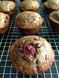 A melt in your mouth chocolaty muffin filled with bursts of raspberry. This muffin is so delicious you won't believe it's weight loss approved and good for you too. Happy Monday Muffins! Hope you're week's off to a great start. Mine is! Mom's staying another week. Every year we play is Mom going or staying? And it's always down to …