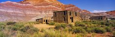 The Old West lives on in Utah's southern desert landscapes and western towns. Cowboys continue ranching while outlaw shootouts are only recounted around fires. Learn more about the old west way of life.