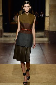 Hermès Fall 2014 RTW - Review - Fashion Week - Runway, Fashion Shows and Collections - Vogue