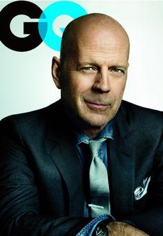 Bruce Willis is...lot of woooows and uuuuuuhss.