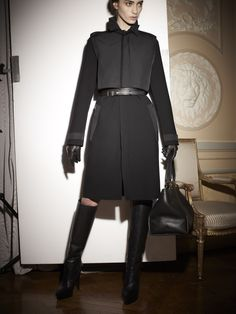 Fashion Is A Zoo   Displaying a mix of wild nature and pared-down classicism, Alber Elbaz finds the inspiration for his Winter 2013 LANVIN pre-collection in a profusion of animal prints.