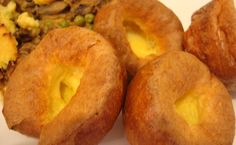low carb Yorkshire puddings