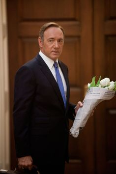 House of Cards ~ Kevin Spacey