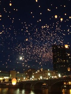 Lights in the Night, Artprize 2012