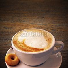 mmmhhh ... milchkaffee
