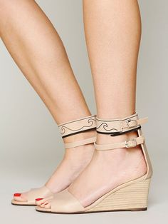 Free People Sophie Mini Wedge http://www.freepeople.com/whats-new/sohpie-mini-wedge/