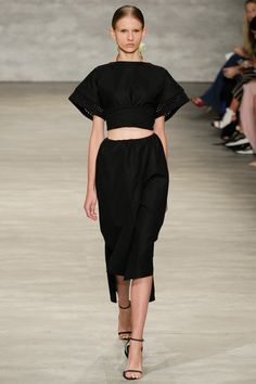Catwalk photos and all the looks from Tome Spring/Summer 2015 Ready-To-Wear New York Fashion Week Runway Fashion, High Fashion, Fashion Show, Fashion Looks, Womens Fashion, Fashion Design, Vogue Fashion, Fashion Beauty, Fashion Week 2015