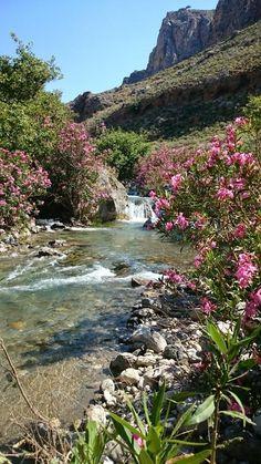 Kourtaliotiko (or Asomatos) Gorge, near Rethymnon, Crete, Greece. Santorini, Mykonos Greece, Crete Greece, Athens Greece, Heraklion, Crete Rethymnon, Elounda Crete, Skiathos, Crete Island