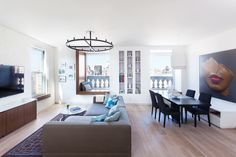The Albert-Residence | Design Milk | loft | boutique loft | living room | loft design | unique lofts | interior design | architecture | spaces | NYC | edgy lofts and decor | The Loft Brokers