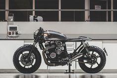 Bare Essentials - Bolt Honda CB750 | Return of the Cafe Racers
