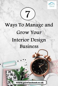 7 Ways To Manage and Grow Your Interior Design Business – Business Management Software – Business marketing design Learn Interior Design, Interior Design Courses Online, Interior Design Sketches, Interior Design Business, Interior Decorating, Interior Modern, Decorating Ideas, Harvard Business School, Ikea Hackers
