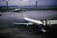 Vintage Varig Boeing 737-200 PP-VMM Rio 29/10/1987