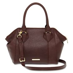 An inexpensive, expensive-looking purse.